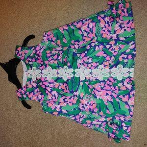 Lilly Pulitzer Dress 12-18 Months